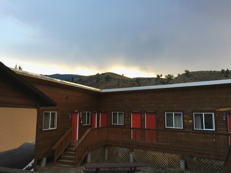 North Yellowstone Hostel in Gardiner, Montana