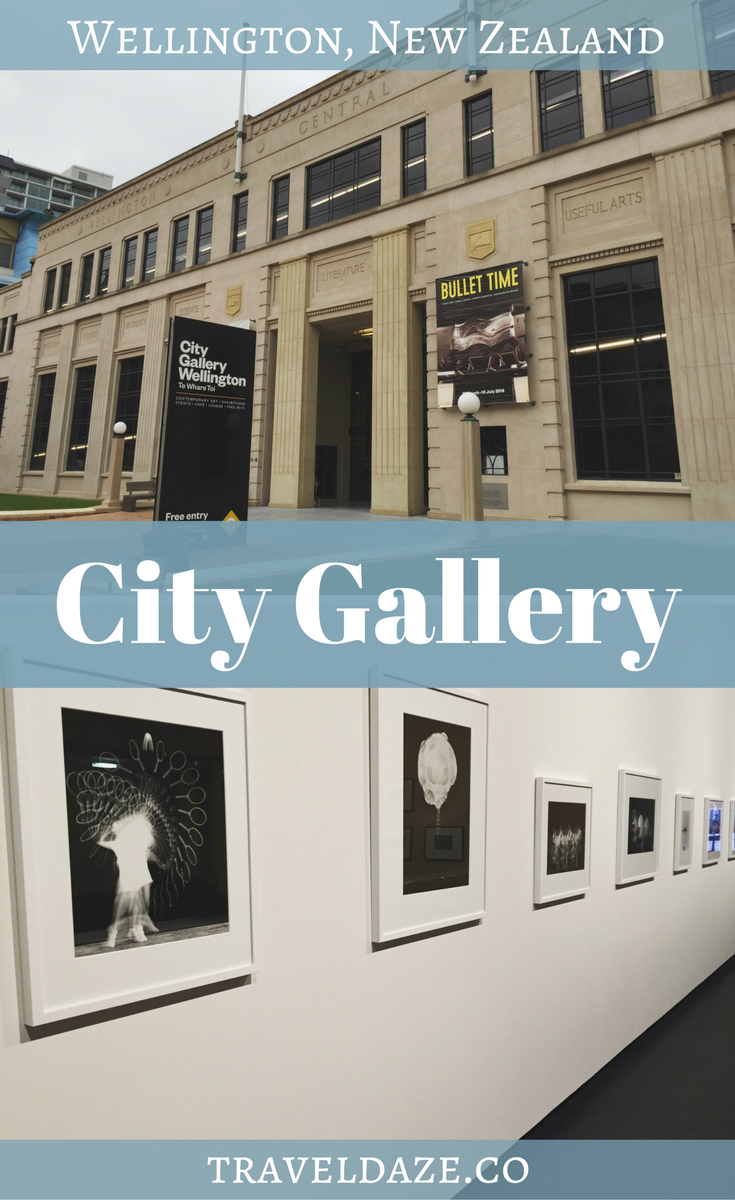 Check out the City Gallery in Wellington, New Zealand to see rotating contemporary art exhibits.