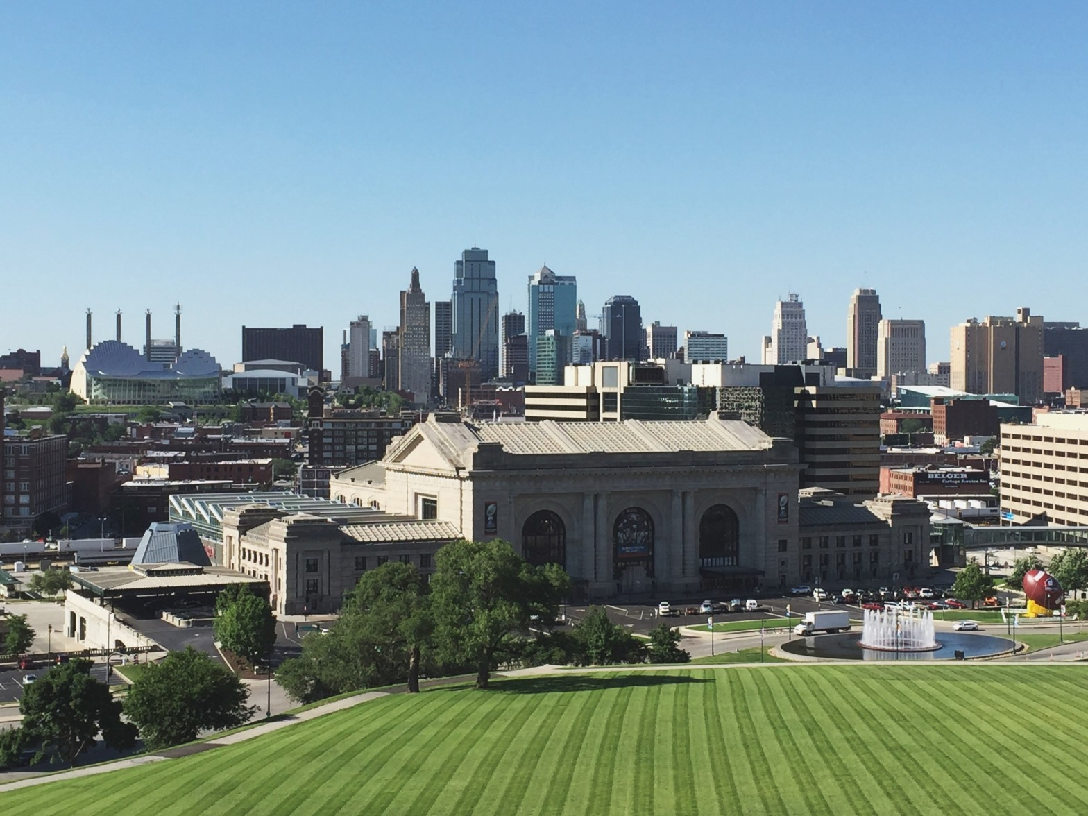 48 Hours in Kansas City Itinerary