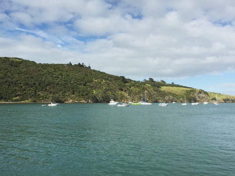 Waiheke Island, a day trip from Auckland, New Zealand