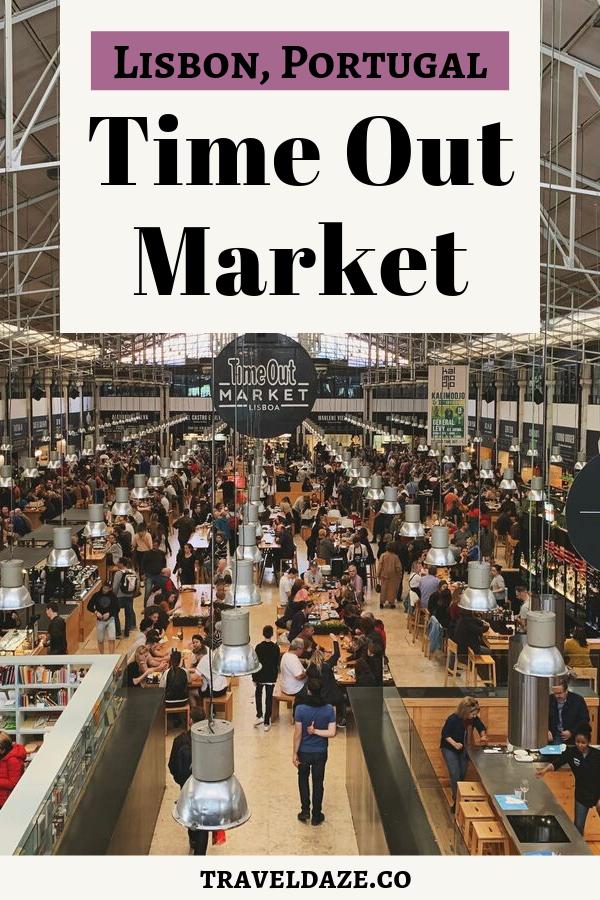 Time Out Market Lisbon, Portugal