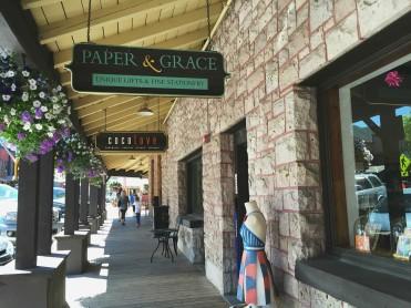 Jackson Hole Shopping Guide // Paper & Grace
