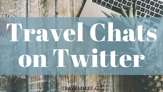 Twitter chats are a great way to interact with your community and up your Twitter engagement. These are the best travel chats on Twitter for travel bloggers. Travel Twitter Chats, Travel Chats on Twitter, Twitter Chats for Travel Bloggers, Travel Blogger Resources, Blogger Resources, Twitter Strategy