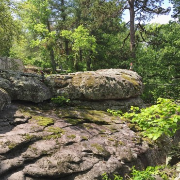 Rock City Gardens Chattanooga Tennessee