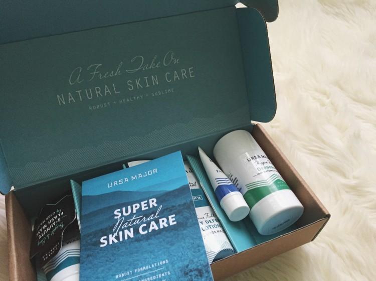 Ursa Major Skin Care Trial Kit