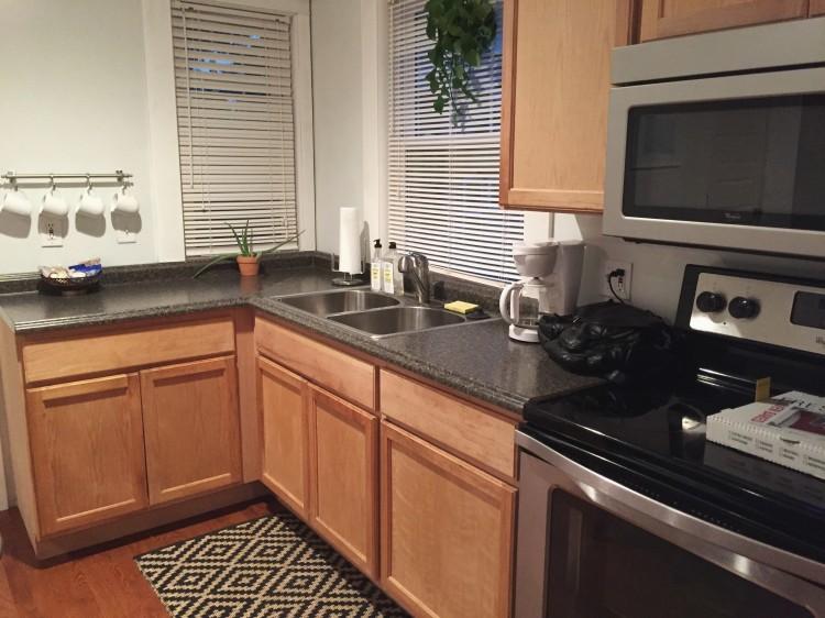 Kansas City Airbnb Review: Minimalist Studio in Midtown