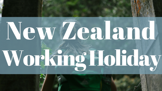 New Zealand Working Holiday Guide