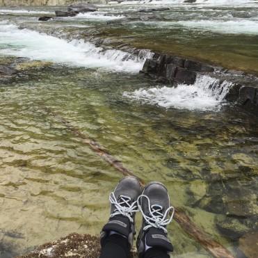 Kootenai Falls & the Swinging Bridge