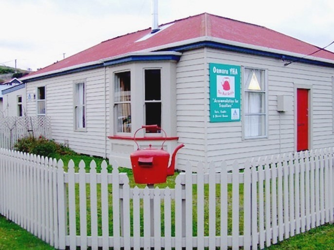 New Zealand Hostel Guide: Red Kettle YHA Oamaru