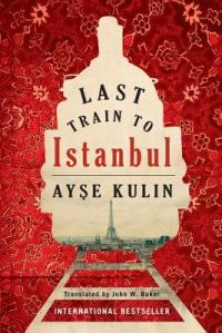 10 Books to Read on Your Next Vacation (That Aren't About Travel): Last Train to Istanbul by Ayse Kulin