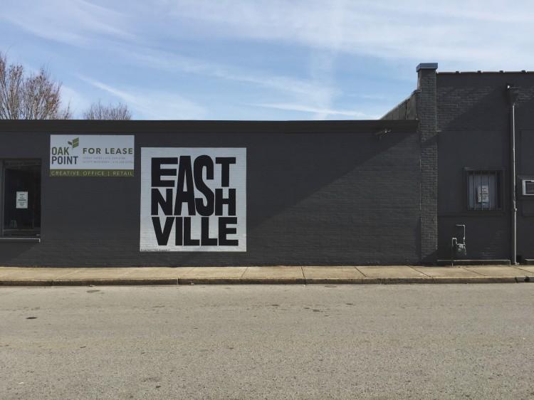East Nashville Mural
