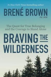 10 Books to Read on Your Next Vacation (That Aren't About Travel): Braving the Wilderness by Brene Brown