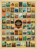 National Parks Gift Guide: True South National Parks Puzzles
