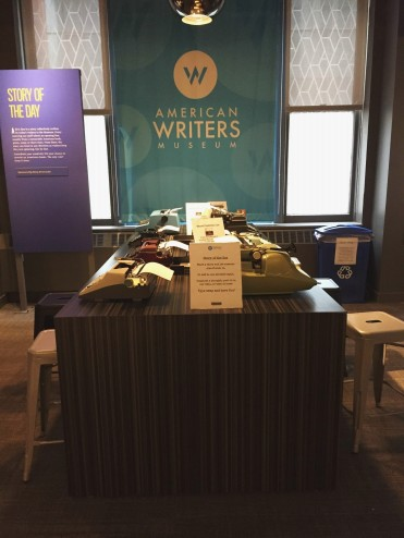 American Writers Museum Chicago