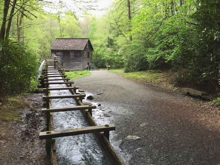 Great Smoky Mountains National Park Mingus Mill