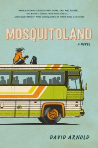 10 Books to Read on Your Next Vacation (That Aren't About Travel): Mosquitoland by David Arnold