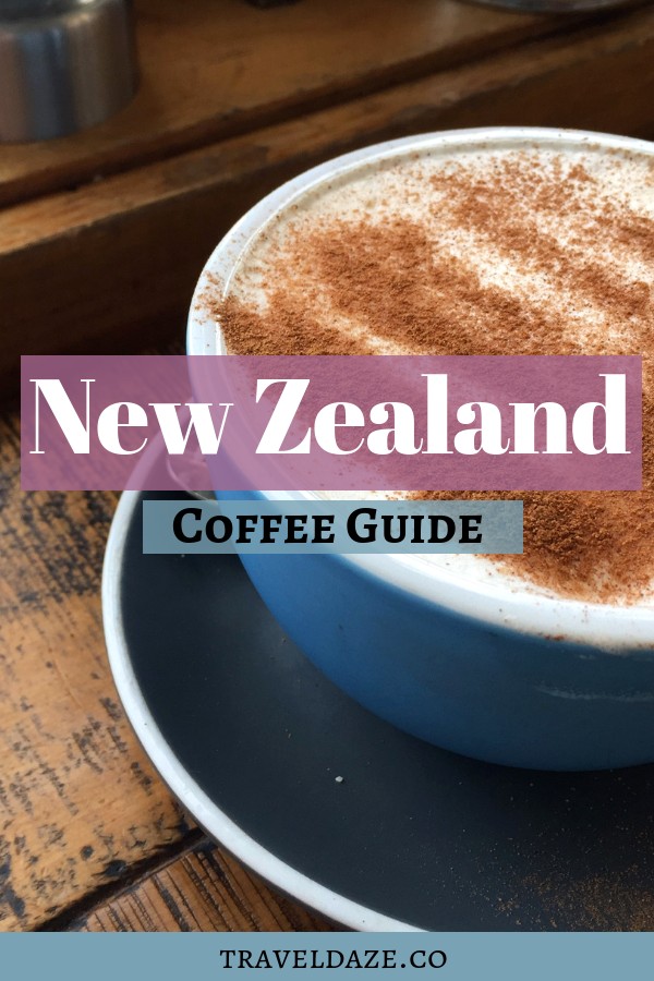 New Zealand Coffee Guide: 29 New Zealand coffee shops you need to try! Find coffee shops in Wellington, Auckland, Christchurch, and all around the country. #newzealand #coffee #traveldaze