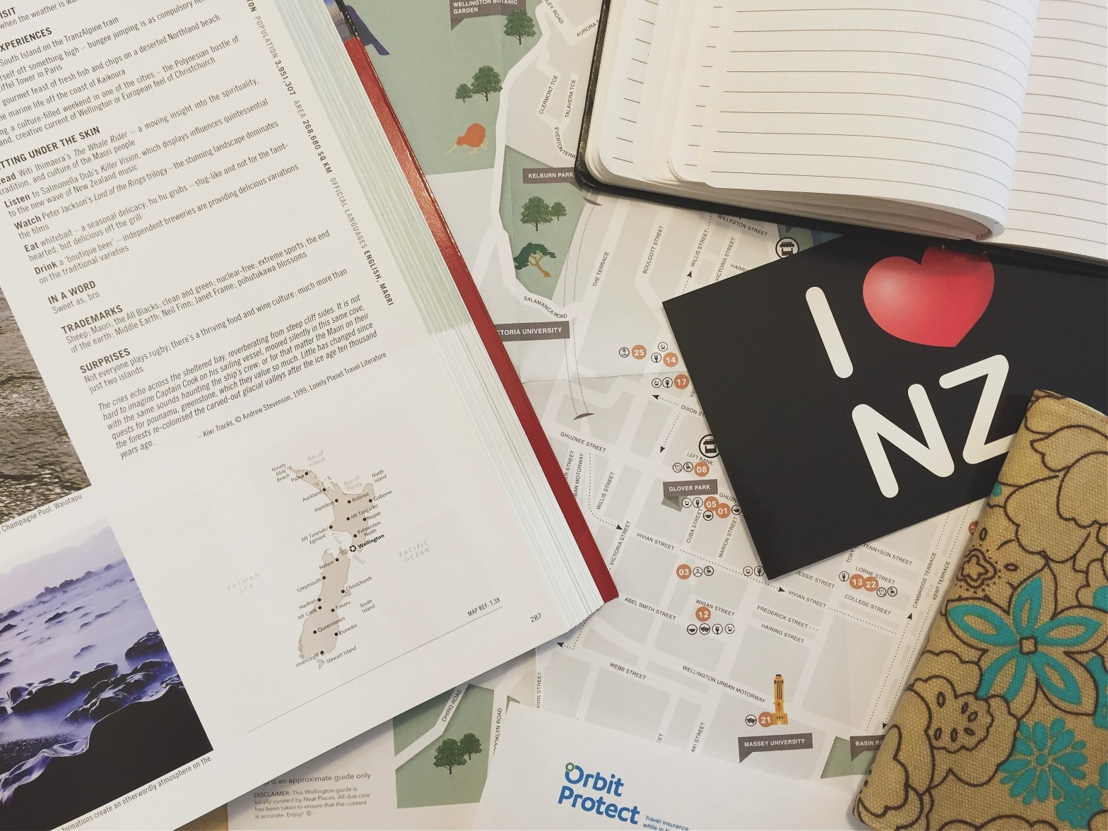 How to get New Zealand Working Holiday Insurance