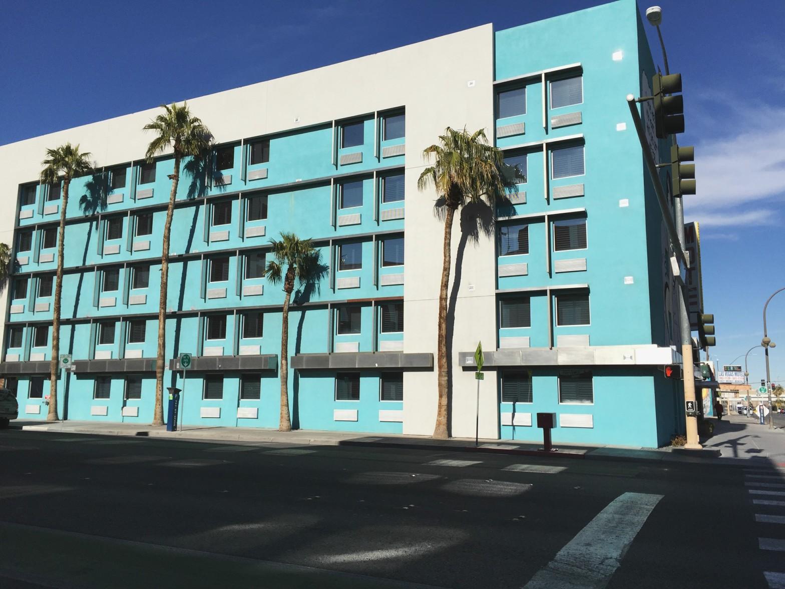 Cabana Suites at the El Cortez Downtown Las Vegas Cheap Vegas Hotels