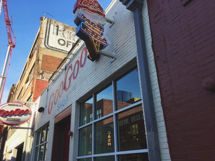 The Goo Goo Shop Nashville