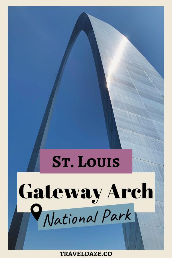 St. Louis Gateway Arch National Park