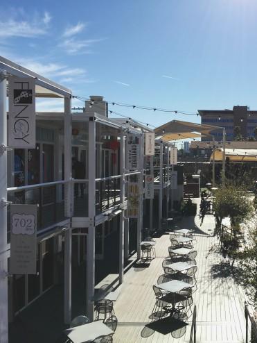 Downtown Container Park // Las Vegas