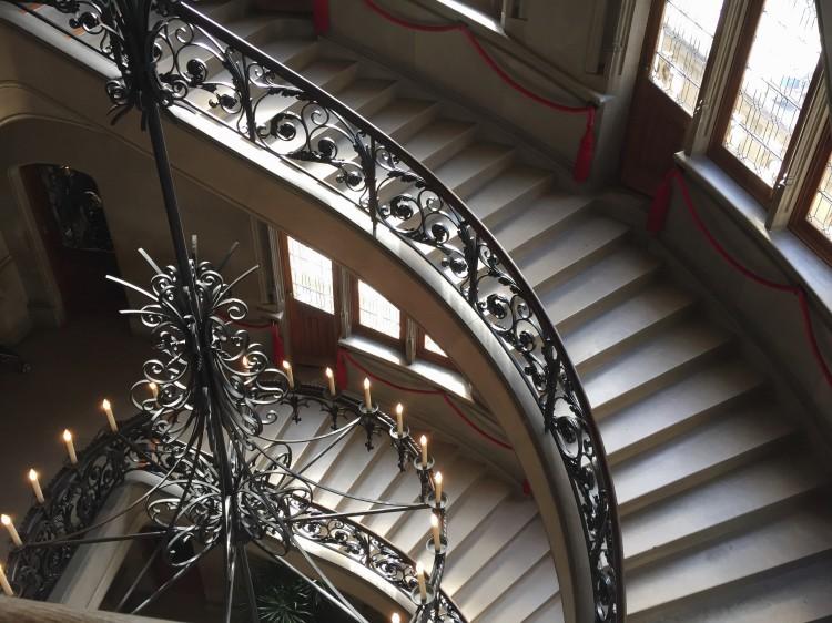 The Biltmore Estate -- Biltmore House Grand Staircase