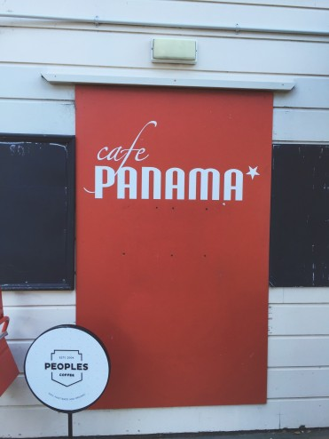 Place of Interest: Cafe Panama // Wellington, NZ