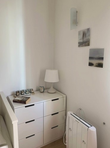 Looking for where to stay in Cascais, Portugal? This small but well-designed studio is perfect for one or two people. Check out my full review of this Cascais Airbnb!
