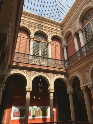 Embaixada Shopping Gallery in Lisbon, Portugal