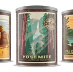 National Park Gift Guide: National Park Coffee Tins