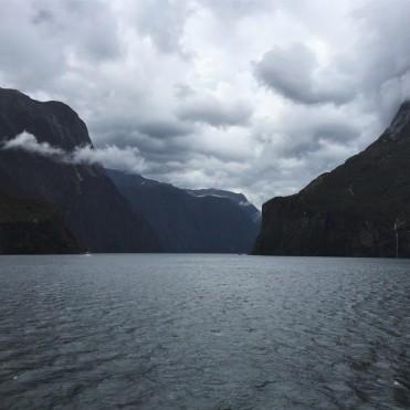 Cruising Milford Sound New Zealand 8th Wonder of the World