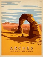 National Parks Gift Guide: Anderson Design Group National Parks Prints