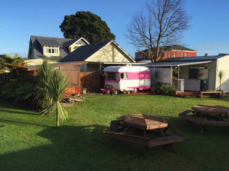 Trip Inn Hostel // Westport, NZ
