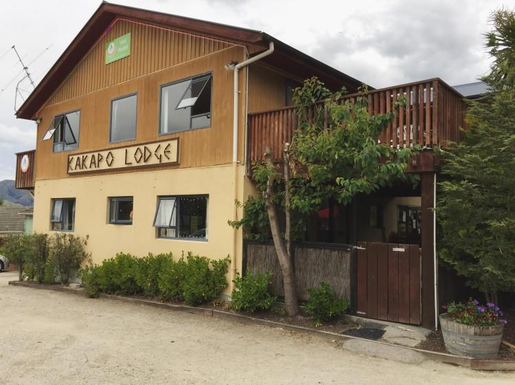 New Zealand Hostel Guide: Kakapo Lodge YHA Hanmer Springs