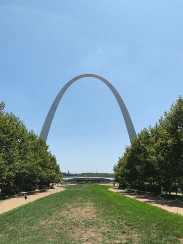 Gateway Arch National Park - St. Louis, Missouri