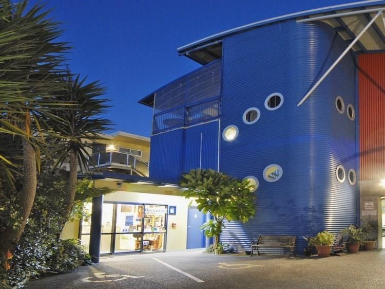 New Zealand Hostel Guide: Saltwater Lodge Paihia