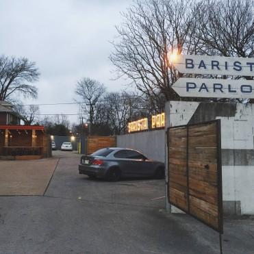 East Nashville Guide: Barista Parlor