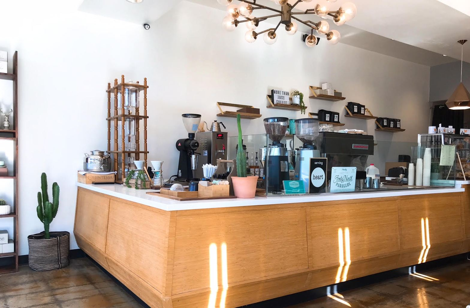10 Best Coffee Shops in the U.S.