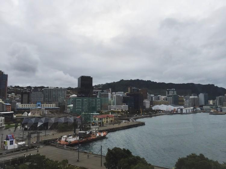 Place of Interest: Te Papa Tongarewa // Wellington, NZ