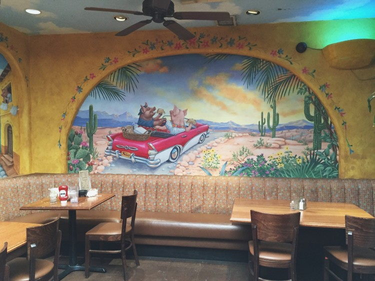 Jackson Hole Restaurant Guide // Merry Piglets