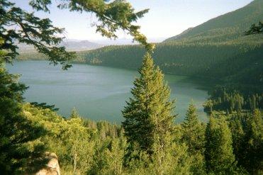 Phelps Lake - Grand Teton National Park