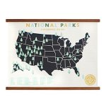 National Park Gift Guide: National Park Explorers Map